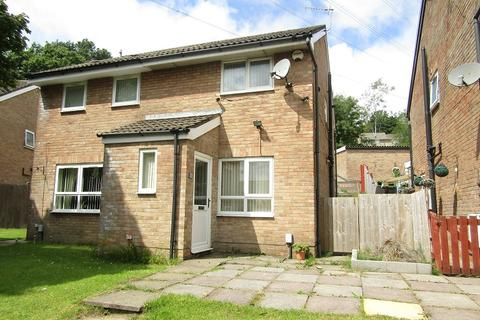 2 bedroom semi-detached house for sale - Denbigh Crescent, Ynysforgan, Swansea, City And County of Swansea.