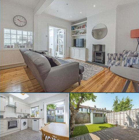 2 bedroom terraced house for sale - Croft Road, Wimbledon