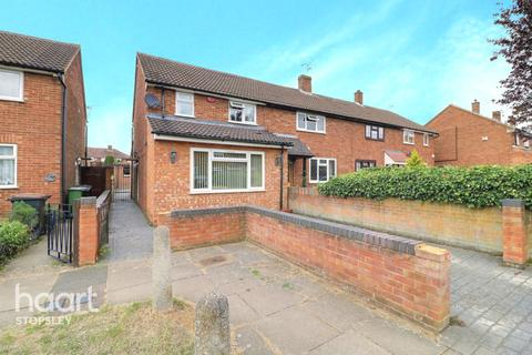 2 bedroom end of terrace house for sale - Briar Close, Luton