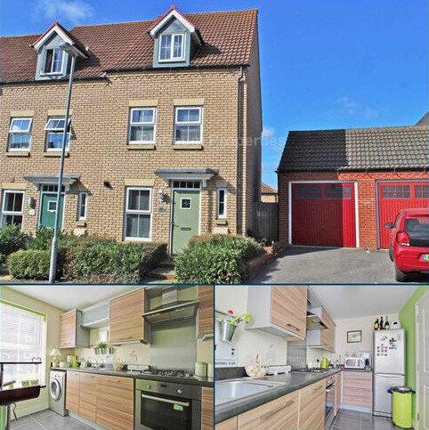 3 bedroom terraced house to rent - Allen Road, Ely