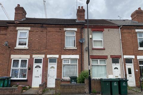 4 bedroom terraced house for sale - 36 Bramble Street, Stoke, Coventry, CV1 2HT