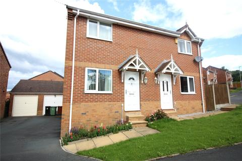2 bedroom semi-detached house for sale - St. Marys Park Crescent, Leeds, West Yorkshire, LS12