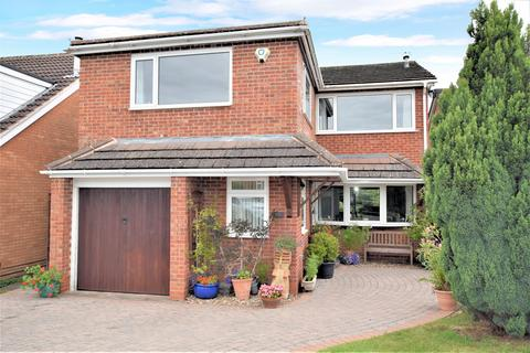 4 bedroom detached house for sale - Woodrow Crescent, Knowle, Solihull, B93 9EQ