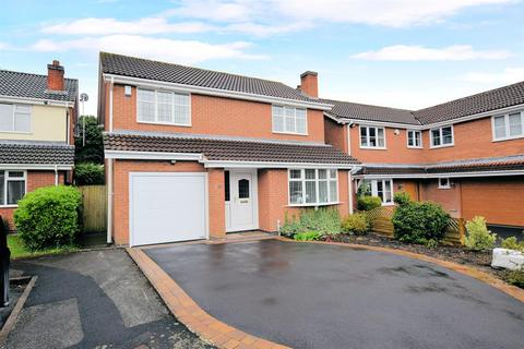 4 bedroom detached house for sale - Elbury Croft, Knowle, Solihull, B93 9QW