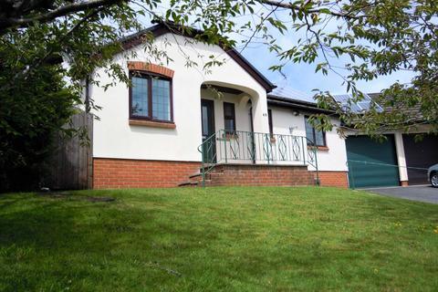 3 bedroom link detached house for sale - Margaret Road, East Ogwell