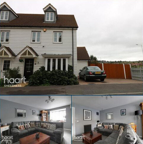 3 bedroom semi-detached house for sale - Lilac Road, Sheerness