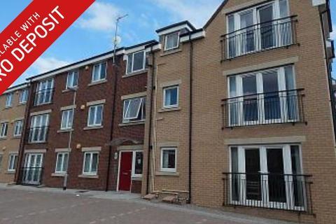 1 bedroom apartment - Rokerlea, Sunderland