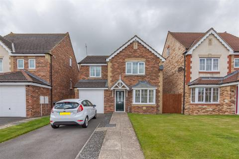 4 bedroom detached house for sale - Harwood Close, Templetown, Consett, DH8 7PB