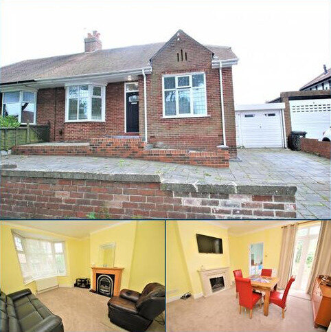 2 bedroom bungalow for sale - Cleaside Avenue, South Shields