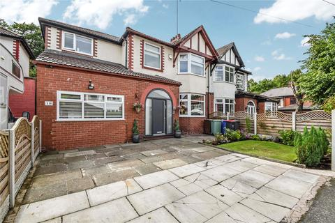 5 bedroom semi-detached house for sale - Beechwood Road, Prestwich, Manchester, Greater Manchester, M25