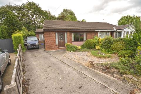2 bedroom semi-detached bungalow for sale - TAPLEY AVENUE, POYNTON