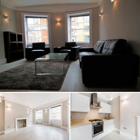 2 bedroom flat to rent - Hinde House, Hinde Street, London, W1U