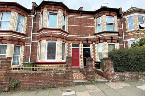 4 bedroom terraced house for sale - Park Road, Mount Pleasant, EX1