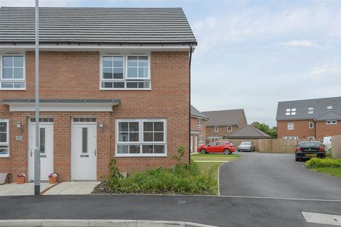 2 bedroom semi-detached house for sale - Cordwainers, Morpeth, NE61