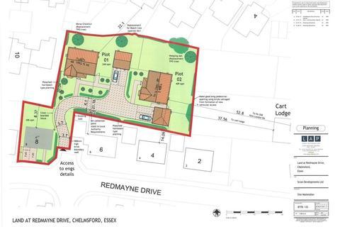 Land for sale - Redmayne Drive, Chelmsford, Essex