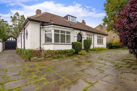 3 bedroom detached bungalow for sale - 31 Bushey Wood Road, Dore, S17 3QA