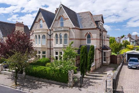 6 bedroom semi-detached house for sale - 37 Westbourne Road, Penarth, CF64 3HA