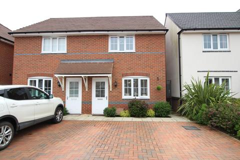 2 bedroom semi-detached house for sale - Cover Drive, Bottesford