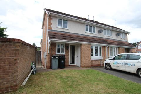2 bedroom semi-detached house for sale - Briarwood Close, Grantham