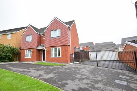 4 bedroom detached house for sale - 1 Heol Y Fronfraith Fawr, Broadlands, Bridgend, Bridgend County Borough, CF31 5FR