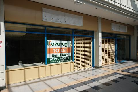 Retail property (out of town) to rent - Trowbridge - Castle Place Shopping Centre