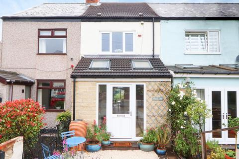 2 bedroom terraced house for sale - Low Common, Renishaw
