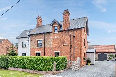 4 bedroom character property for sale - Whitegates Farmhouse, Long Street, Foston, Grantham, NG32