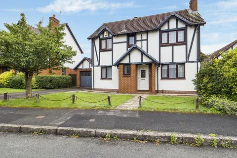 3 bedroom detached house for sale - Tudor Way, Great Boughton, Chester