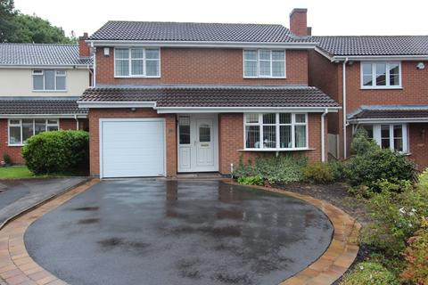 4 bedroom detached house for sale - Elbury Croft, Knowle