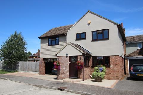 5 bedroom detached house for sale - Leaden Roding, Dunmow