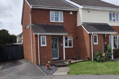2 bedroom semi-detached house for sale - Dol Y Llan, Miskin, CF72 8RY