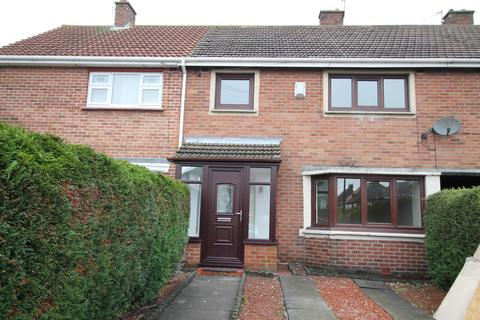 3 bedroom terraced house to rent - Rose Avenue, Fencehouses, Houghton Le Spring