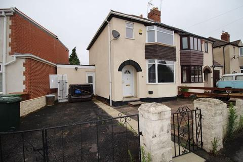 3 bedroom semi-detached house for sale - York Crescent, Wednesbury