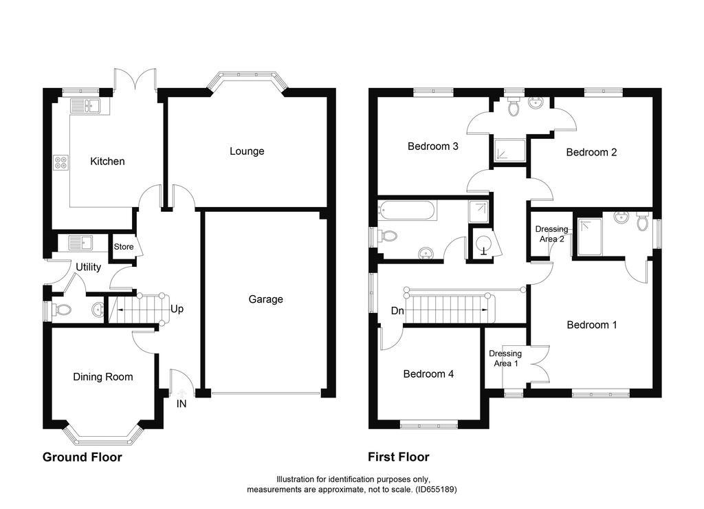Floorplan: 2 Papstone Place
