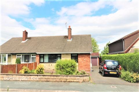 2 bedroom semi-detached bungalow for sale - Margery Avenue, Stoke-on-Trent