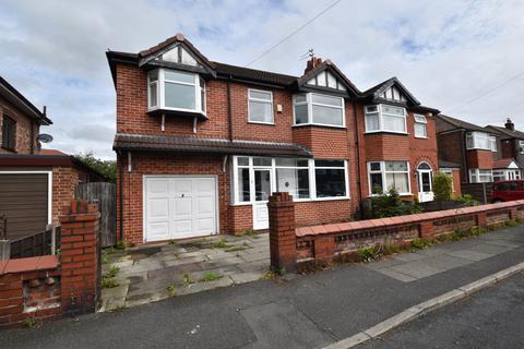 4 bedroom semi-detached house for sale - Derwent Road, Flixton, M41