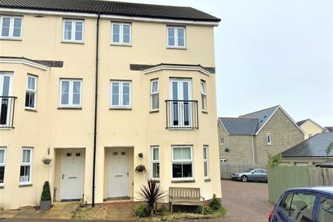 4 bedroom end of terrace house for sale - Watkins Way, Bideford