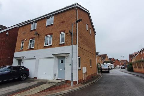3 bedroom semi-detached house for sale - Meadow Rise, Kingswood, Hull