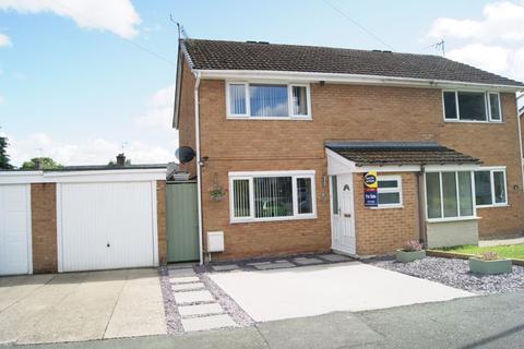 2 bedroom semi-detached house for sale - Derwent Crescent, Acton, Wrexham
