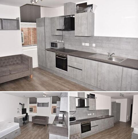 Studio to rent - Cue Rooms, Stamford Street, Leicester
