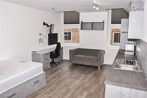 Studio to rent - The Cue Rooms, Stamford Street, Leicester