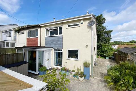 3 bedroom end of terrace house for sale - Ocean View Drive, Higher Brixham, Brixham, TQ5