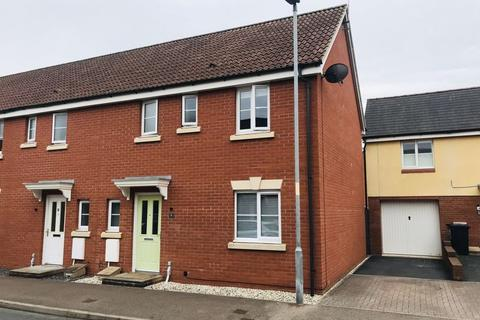 3 bedroom end of terrace house for sale - SAXON GATE