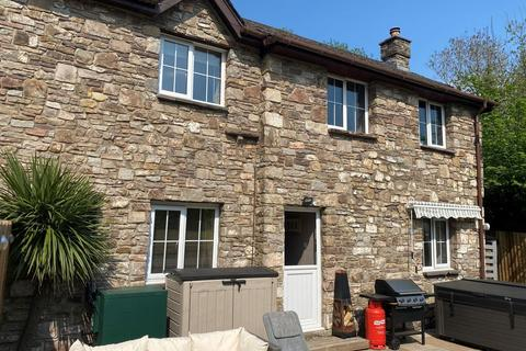 2 bedroom semi-detached house for sale - Clydach, Abergavenny, NP7