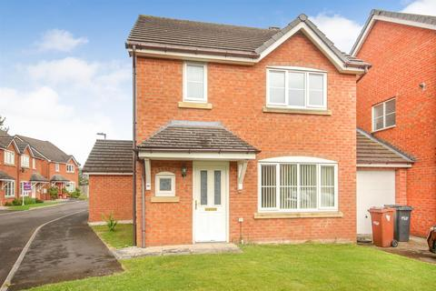 3 bedroom detached house for sale - Windmill Close, Buckley