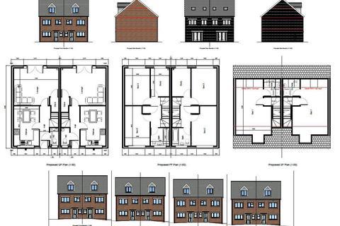 Plot for sale - Mount Road, Castle Gresley, Swadlincote