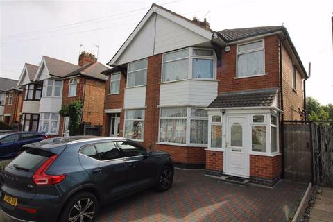 3 bedroom semi-detached house for sale - Broad Avenue, Leicester