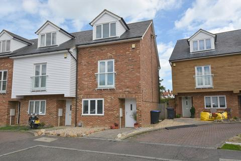 4 bedroom end of terrace house for sale - Parish Close, Broadstairs, CT10
