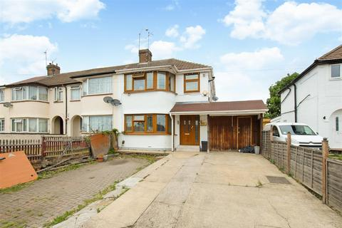 3 bedroom semi-detached house for sale - Cumberland Avenue, Slough
