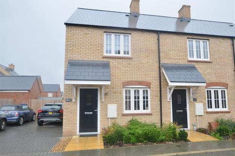 2 bedroom end of terrace house for sale - Lingfield Road, Bicester